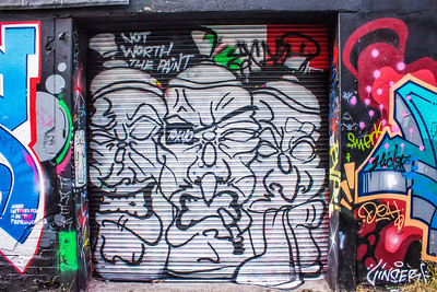 Graffiti Alley 24