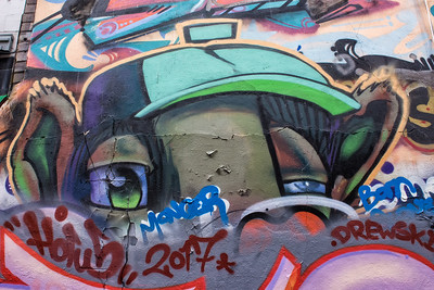 Graffiti Alley 19