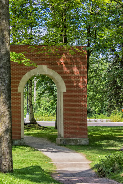 Path and Arch