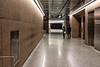 Corridor with Elevators