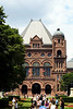 Ontario Legislature from MacDonald Statue