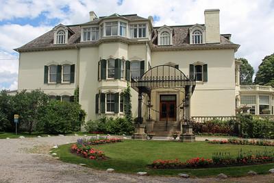 Spadina House and More of Casa Loma
