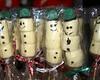 Gooey Snowmen