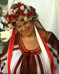 Ukrainian Festival in Bloor West Village