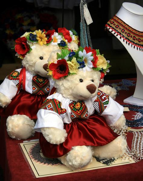 Ukrainian Teddies