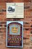 Unionville - Queen's Hotel Plaque