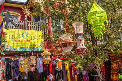 AGO, Chinatown, Kensington Market and Baldwin Village