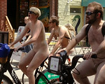 World Naked Bike Ride #10