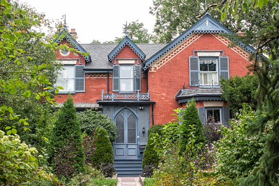 Cabbagetown, Old Cemeteries and Riverdale Farm