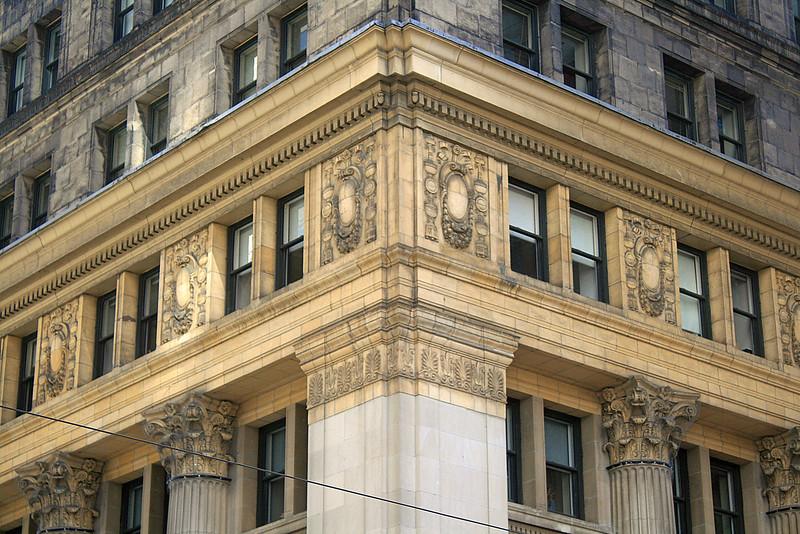 Columnsns and Facade