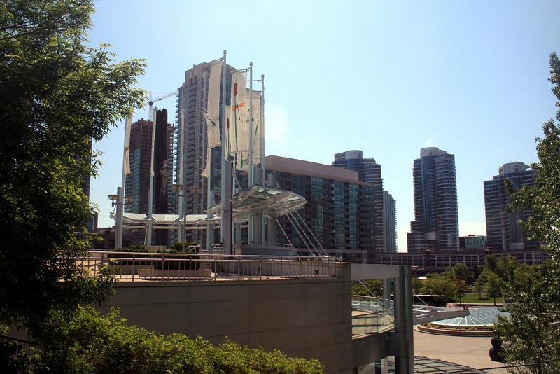 Skywalk View