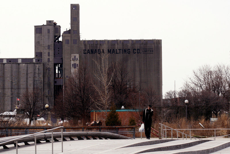 Wave Deck and Canada Malting