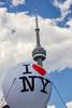 I Love New York in Toronto