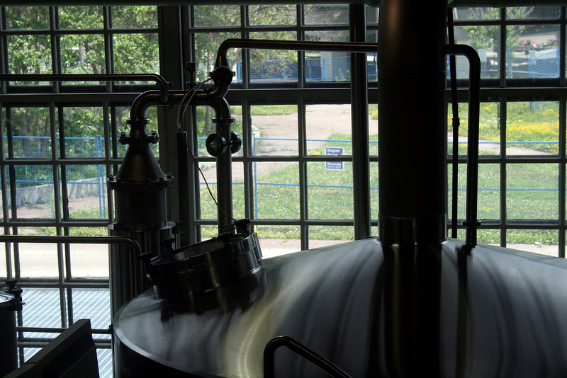 From Inside the Brewery
