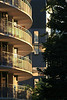 Curved Balconies