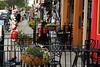 Sidewalk with Betty Boop