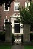 Gerald Larking House - Door