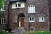 House with Mixed Masonry