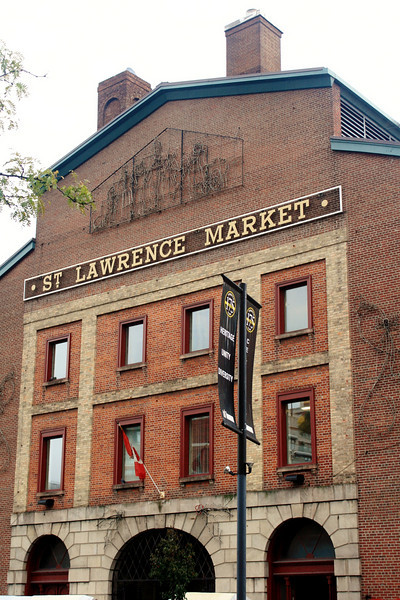 St  Lawrence Market Exterior #1
