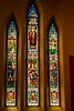 St  James Cathedral - Stained Glass in Nave