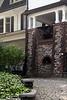 Porch with Unusual Brickwork