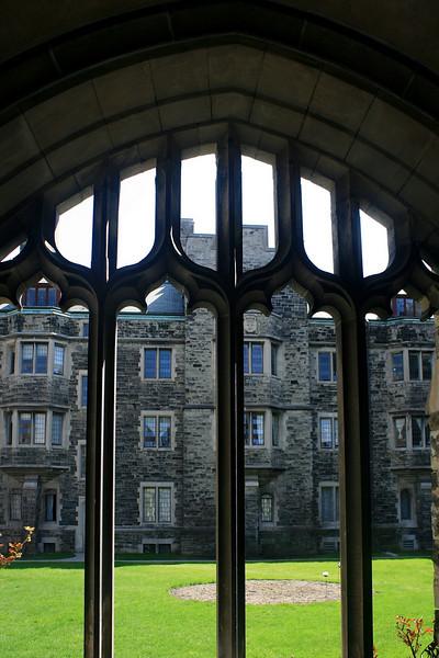 Knox College Quad