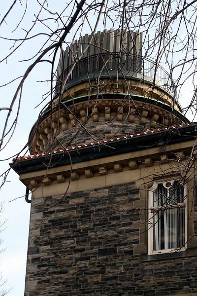 Old Meterology Building