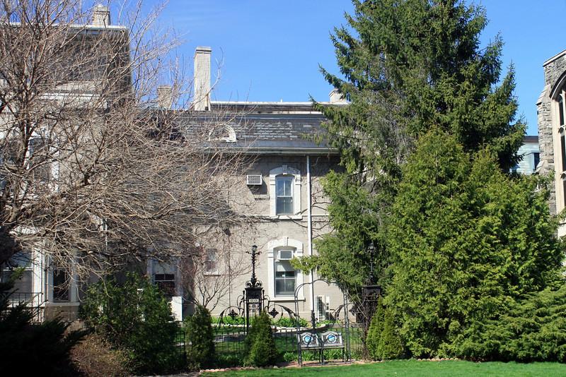 MacDonald Mowatt House from Knox College