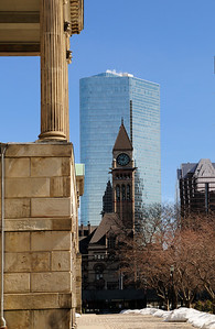 The old Toronto City Hall