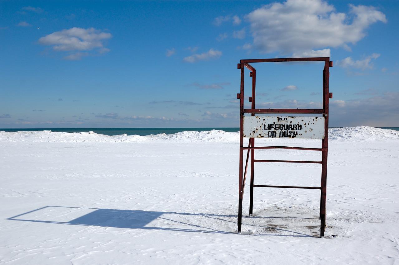 Toronto Lake Shore...The Beaches