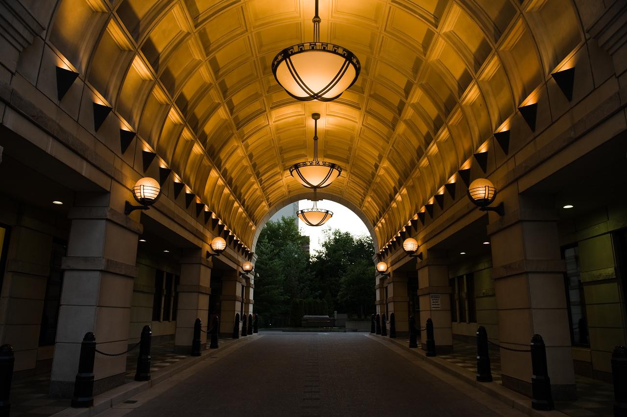 Avenue Rd. Condo entrance