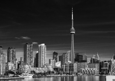 Toronto from Billy Bishop Airport