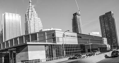Toronto in Black & White