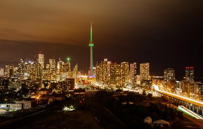 Toronto City Lights