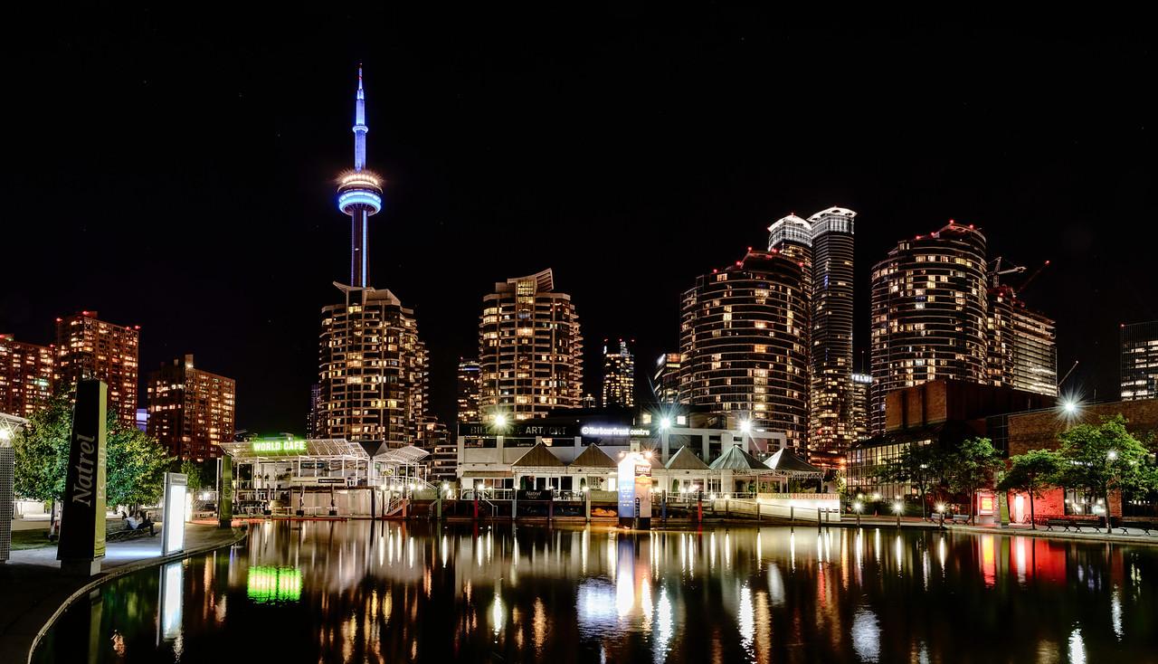 Toronto Harbour front Center