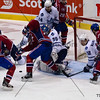 AHL Toronto Marlies vs Hamilton Bulldogs, Toronto Ontario, January 7, 2012
