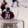Toronto Marlies vs Erie Lake Monsters, October 23, 2011