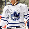 TORONTO, CANADA - APRIL 16:  AHL Toronto Marlies vs Oklahoma City hockey game at Ricoh Coliseum on April 16, 2013 in Toronto, Ontario, Canada.  (Photo by TSGphoto.com)