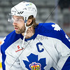February 22th, 2015 - TORONTO CANADA - The Toronto Marlies  host the Charlotte Checkers at Ricoh Coliseum, a third game in as many days for the Marlies. (Photo credit: Christian Bonin/TSGphoto.com)