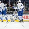 January 31st, 2015 - TORONTO CANADA - The Toronto Marlies  take on the Utica Comets, AHL affiliate of the NHL Vancouver Canucks at Ricoh Coliseum  (Photo credit: Christian Bonin/TSGphoto.com)