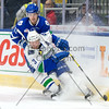March 8th, 2015 - TORONTO CANADA - The Toronto Marlies take on the Utica Comets, AHL affiliate of the NHL Vancouver Canucks at Ricoh Coliseum  (Photo credit: Christian Bonin/TSGphoto.com)