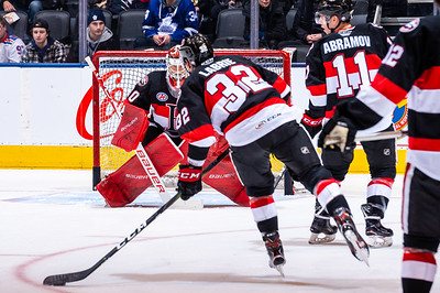Senators v Marlies