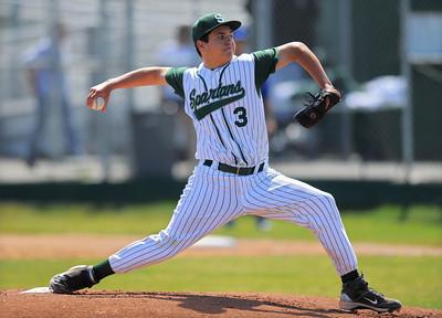 Baseball: El Segundo @ South