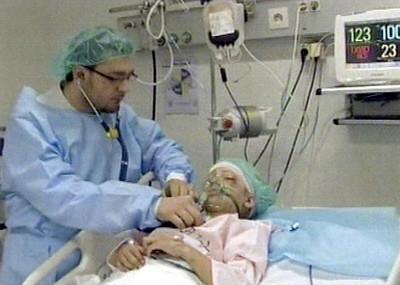 Boy Sole Survivor of Libyan Jet Crash
