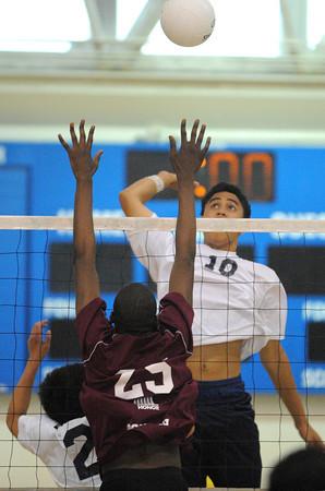 CIF Volleyball: El Segundo vs. Downey