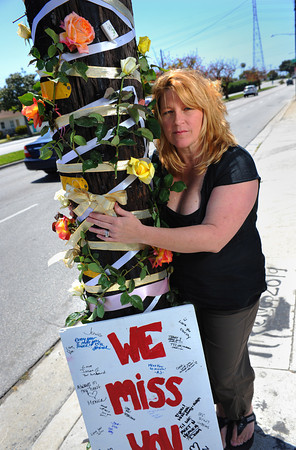 Grieving mom tries for justice
