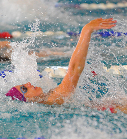 Swimming: CIF-Div 3 Finals