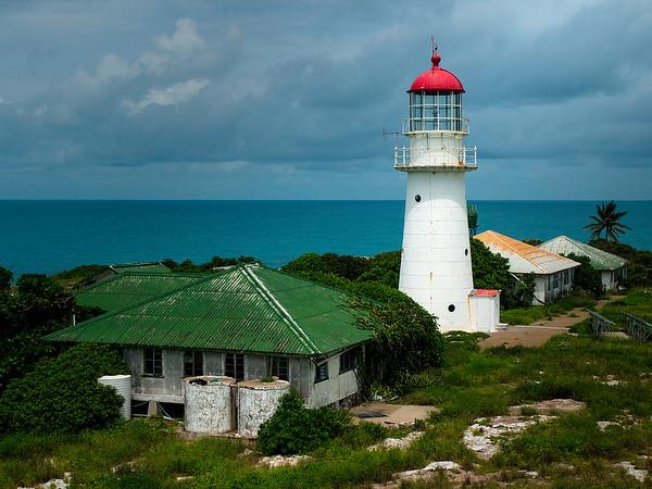 Lighthouse, Booby Island