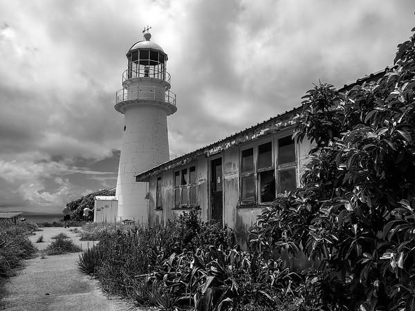 Lighthouse - Booby Island