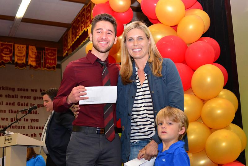 James Tedrow Gauntt Memorial Scholarship
